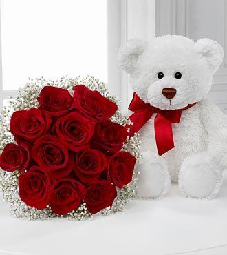 valentine day bears