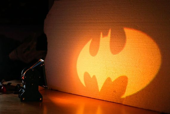Batman Wall Light Diy : I want this! It s a Batman night light projector(: BATMAN