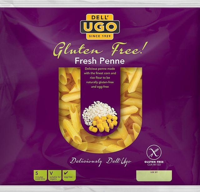 Dell'Ugo #Gluten-free fresh #pasta #packaging