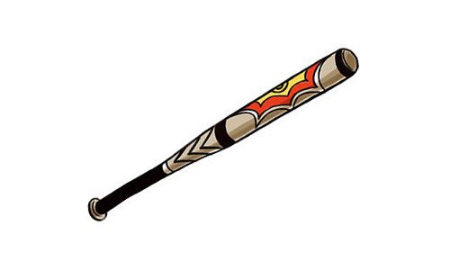 How to draw a Baseball Bat | how to draw | Pinterest