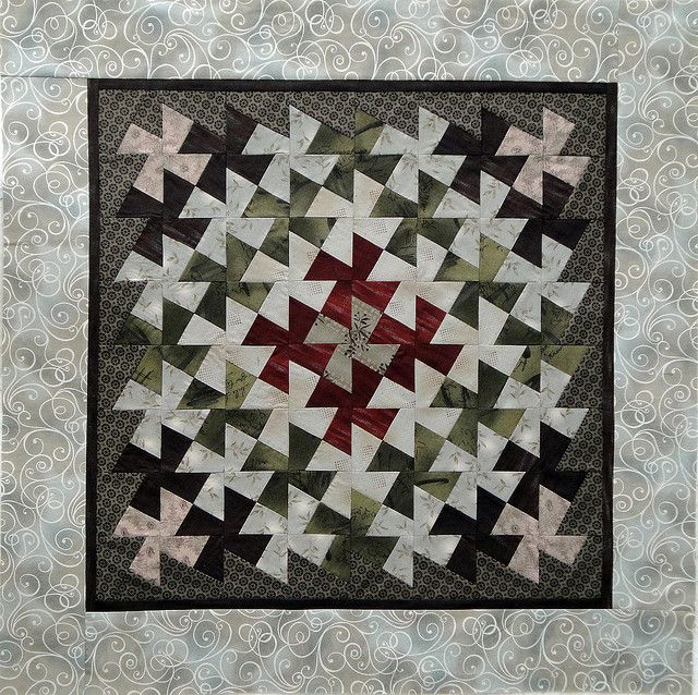Free Twisted Pinwheel Quilt Pattern : Pin by Jan F on Quilts Pinterest