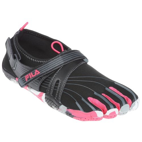For my monkey. Fila Girls' Skele-Toe Shoes
