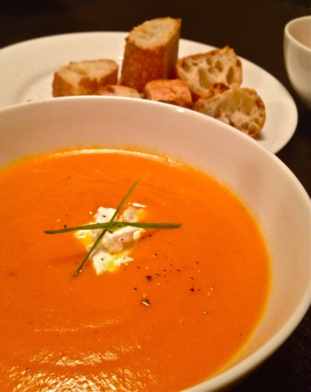 Spiced Carrot Ginger Soup. | Cooking/Eating | Pinterest