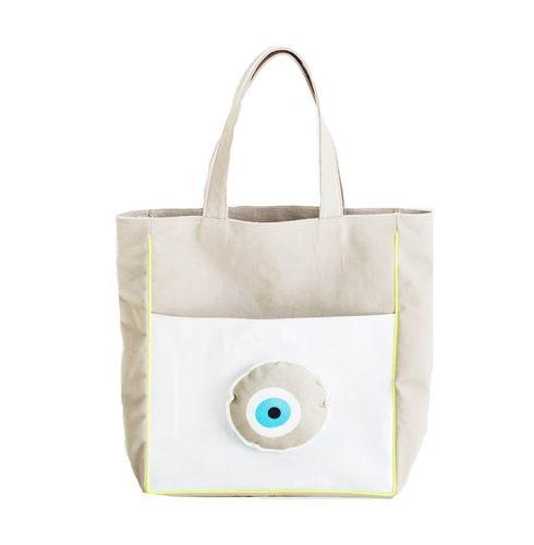 Evil Eye Tote Bag | 150Worth: Purses | Pinterest