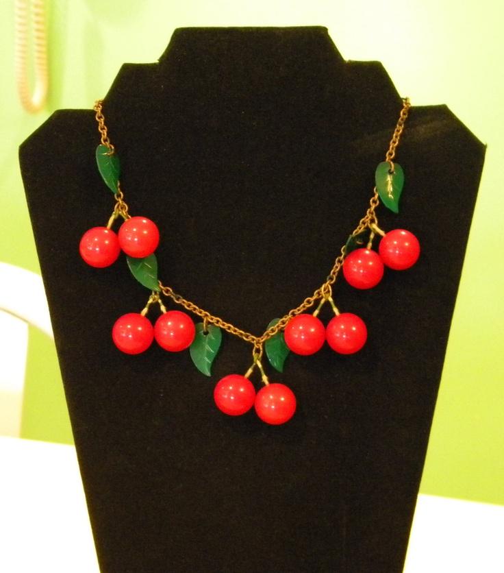 cherry nice! | Beautiful Bakelite! | Pinterest