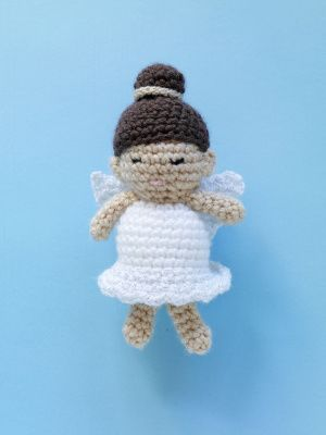 Angel Amigurumi Tutorial : 10 free Angel Crochet Patterns amigurumi crochet Pinterest