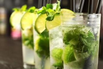 The Real Mojito | ADULT Drinks | Pinterest