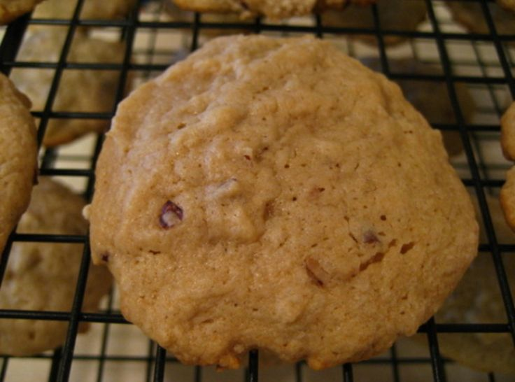 Butter Pecan Cookies - these are the BEST cookies ever!! My MIL made ...