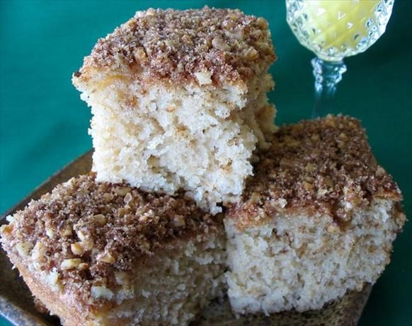 Quick Cinnamon Streusel Coffee Cake. Cooks Illusrated. Photo by Calee ...