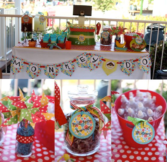 Tons of party themes