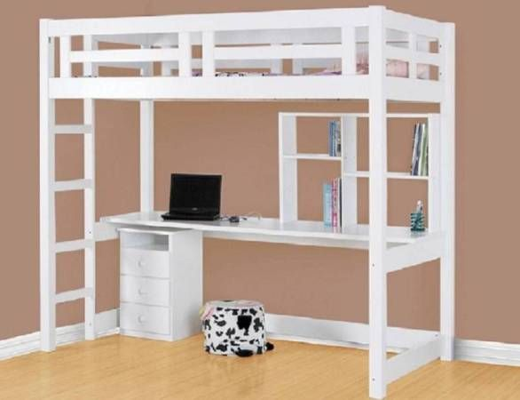 Loft Beds For Adults For Sale Spaces And Things For