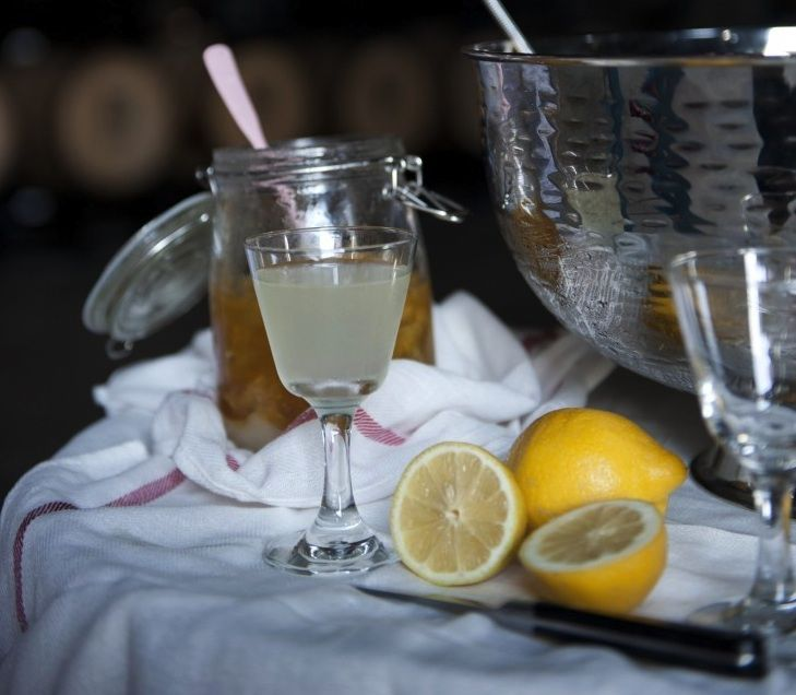 Winter Citrus Punch Recipe from Sweets & Bitters