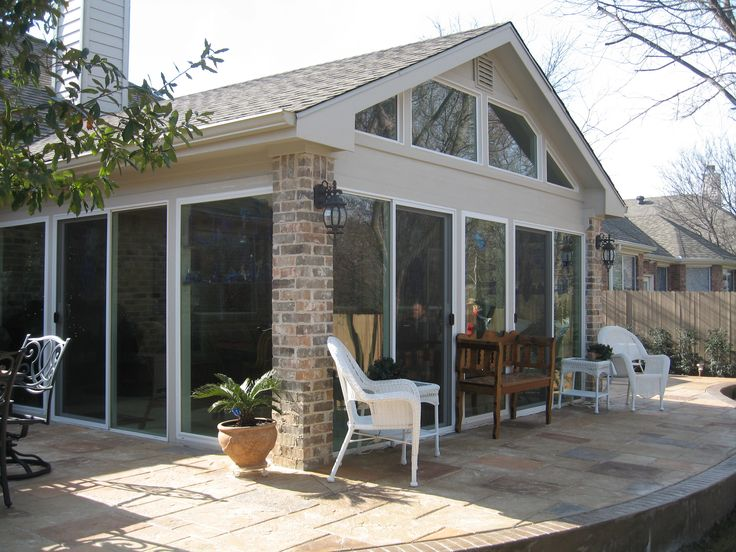 Outdoor Covered Patio Roof Extension Backyard Pinterest