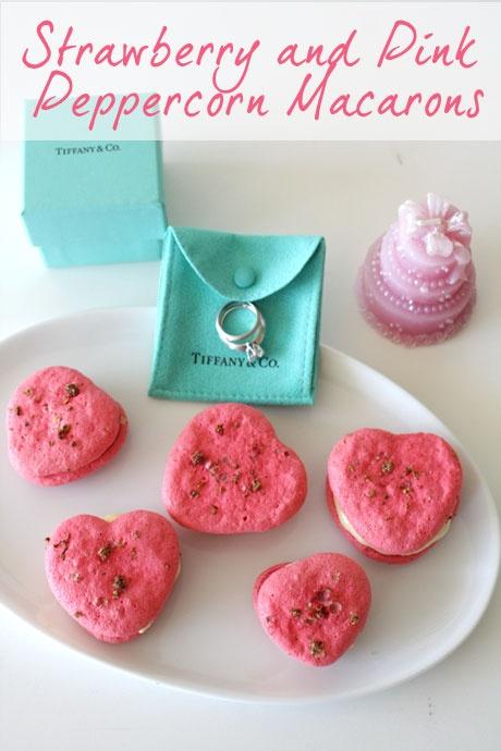 valentine's day macarons nyc