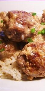 swedish meatball bake casserole banner 3 | Food & Drink | Pinterest
