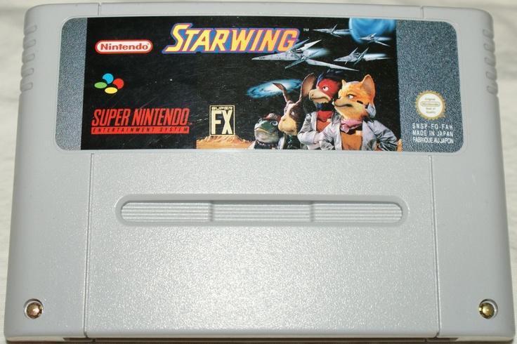 Starwing (Super Nintendo)