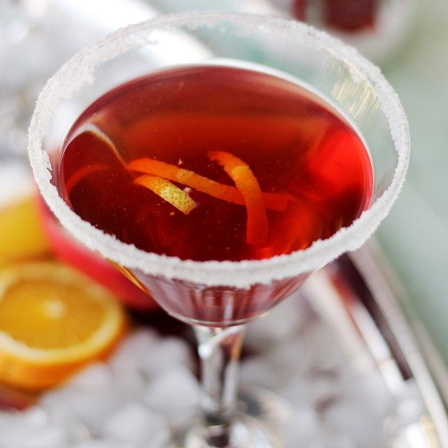 Pom Cosmo Diethood Recipe Pomegranate Cosmos + Top 13 of 2013