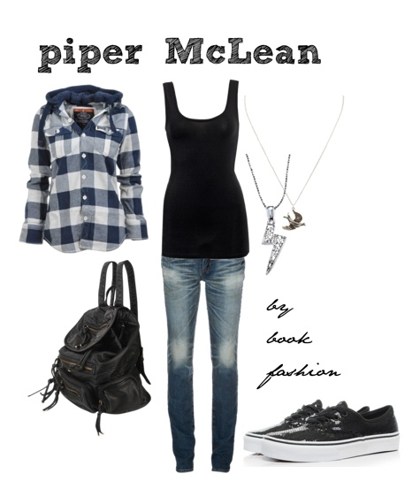 Piper Mclean Fictional Fashions Pinterest