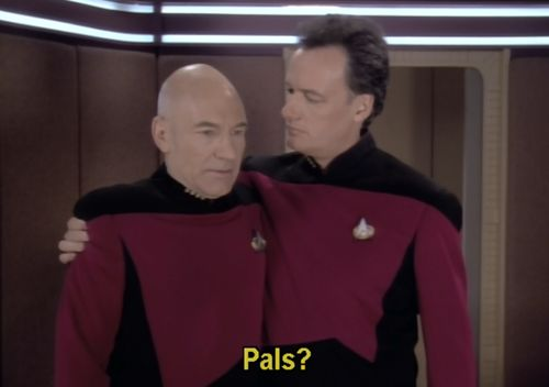 relationship between guinan and picard
