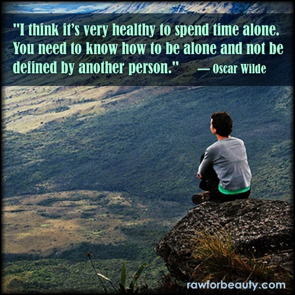 Alone Time Quotes. QuotesGram