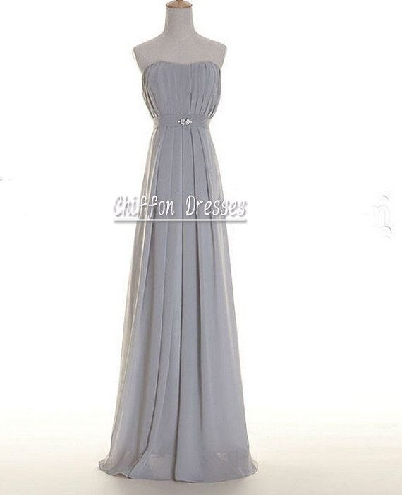 Pinterest for Light grey wedding dress