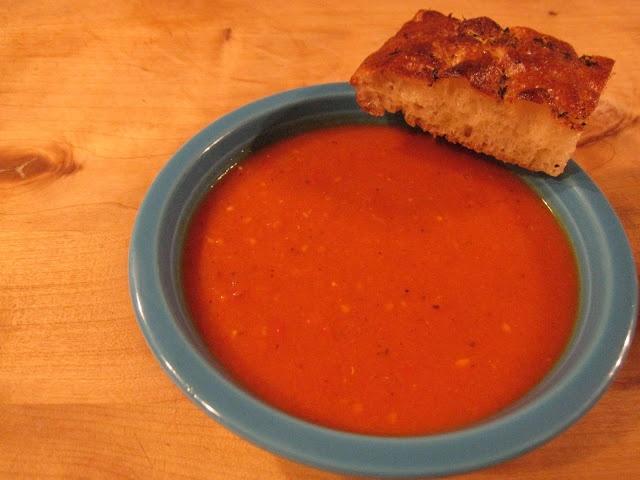 Smoky Spanish Tomato Soup | Foooooood! | Pinterest