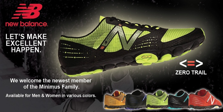 The new New Balance Minimus 00 have arrived