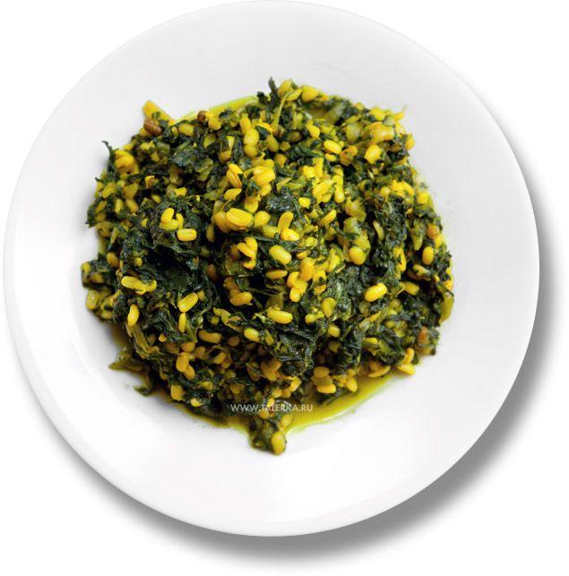 Palak Moong Daal, पालक मूंग दाल | Food: Other ...