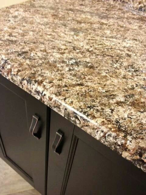 Giani Granite Countertop Paint Colors : Giani Granite countertop paint - Chocolate Brown Kit + White Limestone