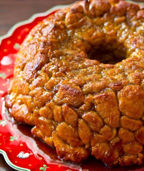Drunken Monkey Bread [RECIPE] | Breads | Pinterest