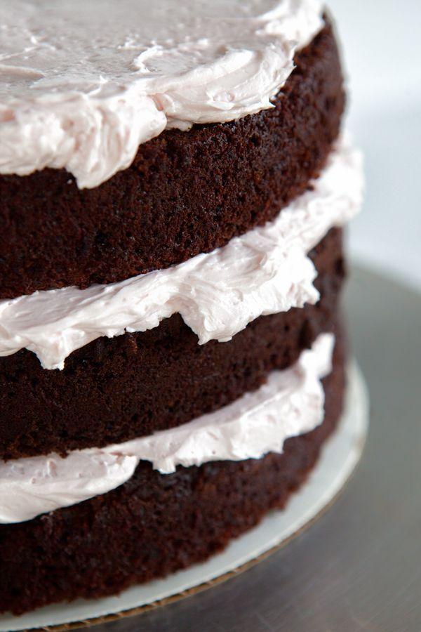 Chocolate Cranberry Cake - Gluten Free | Desserts - Gluten free | Pin ...