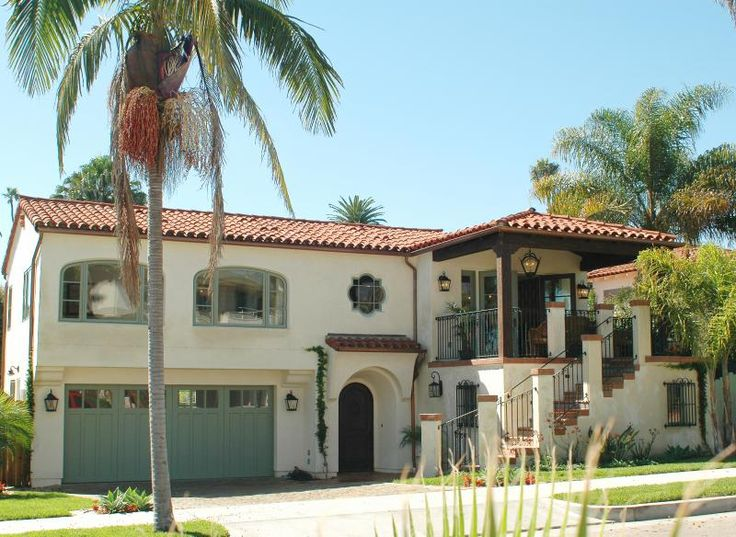 Spanish Style Home Spanish Mission Style Pinterest