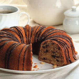 Chocolate Chip Cake - Low Fat Chocolate Chip Bundt Cake Recipes ...