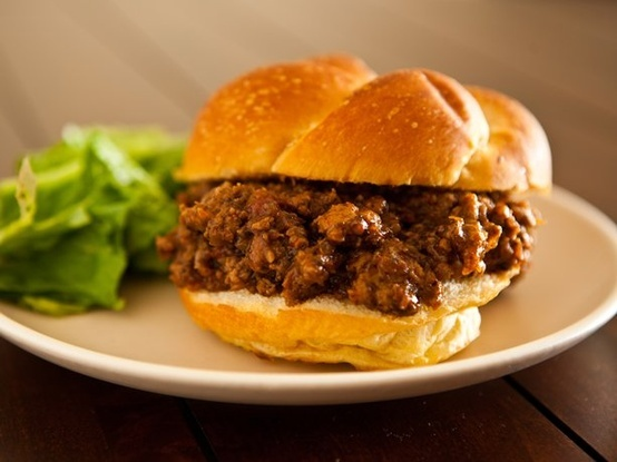 Italian Style Sloppy Joes | Recipes: Sandwiches | Pinterest