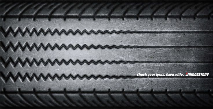 Bridgestone: Check your tires. Save a life.