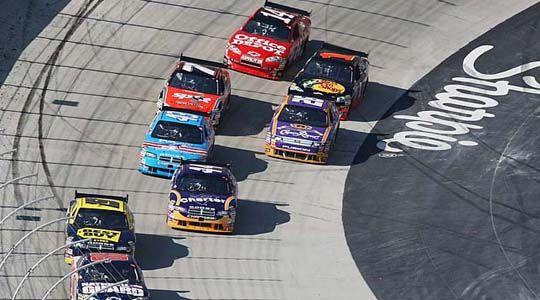 nascar bristol race highlights