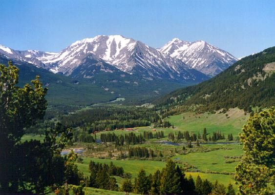 Sweet grass ranch big timber montana montana a love for Best rural places to live in california