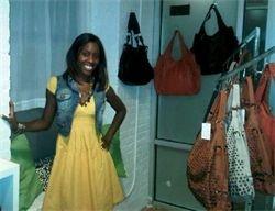 Vedazzling Boutique Owner, Velvet Lattimore.
