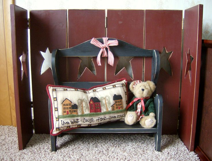 Primitive Country Crafts Pinterest