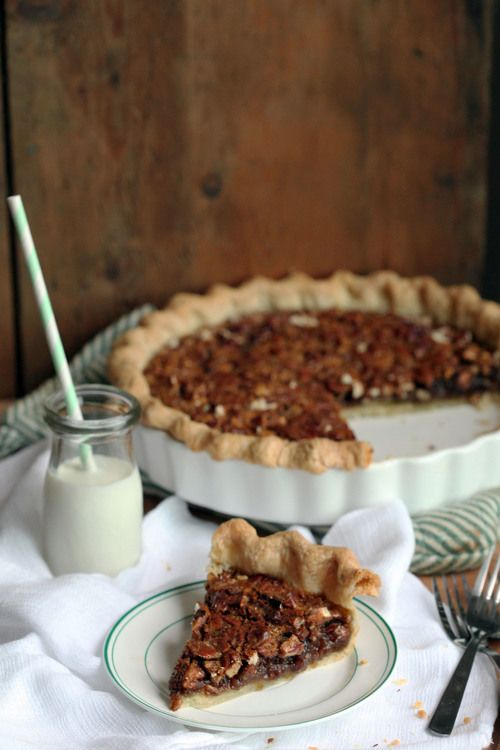 classic pecan pie | eat to live...live to eat | Pinterest
