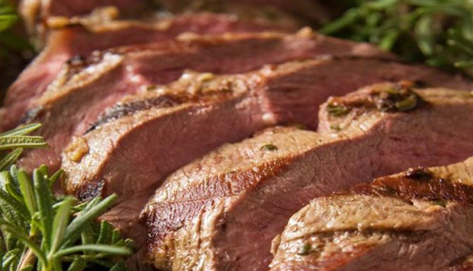 GRILLED BUTTERFLIED LEG OF LAMB | Outdoor Grilling & Smoking | Pinter ...