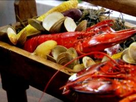 Stove-Top Clambake from CookingChannelTV.com