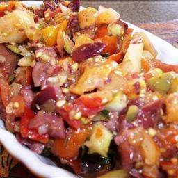 Italian Pico De Gallo on BigOven: This recipe was born today from a ...
