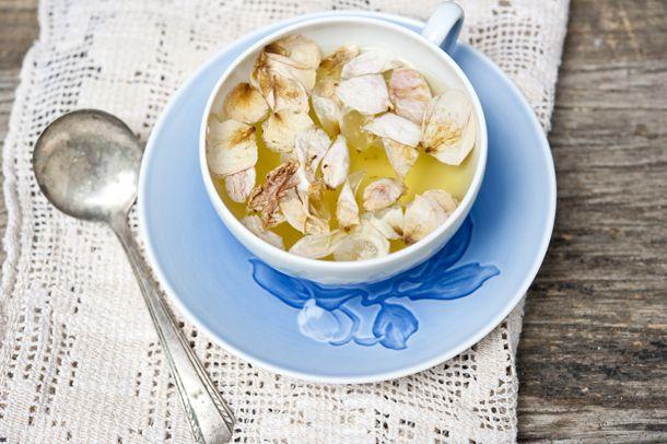 """Rose Petal Tea"""" — The Official Site of Chef Georgia Pellegrini ..."""