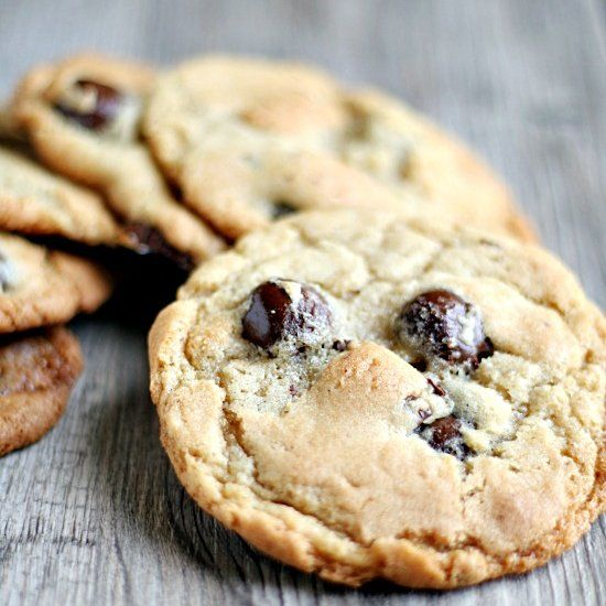 Jacques Torres' chocolate chip cookies made with Tahitian Vanilla Sea ...