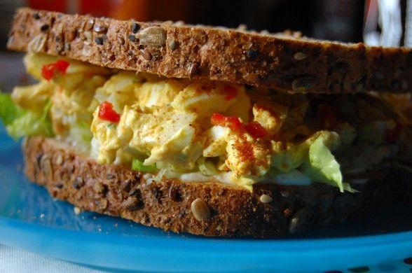 Deviled Egg Salad | Foodie Love and Spirits | Pinterest