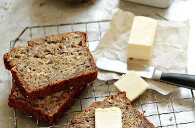 Rum-Coconut Banana Bread | Recipe Addiction-Call 911 | Pinterest
