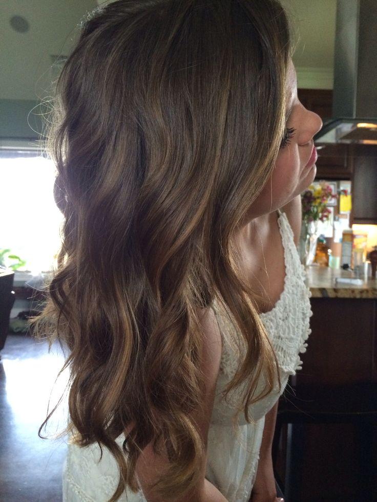 Bronde hair | hair ideas | Pinterest
