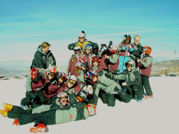 how to ski essay