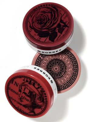 Korres new treats for your cheeks...I love this line, gonna have to try!